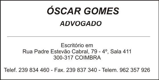 Óscar Gomes Advogado