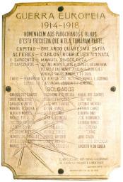 Biblioteca Municipal recolhe documentos referentes à I Guerra Mundial