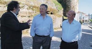 Penela recebeu o cônsul Arménio Mendes