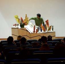 "Ciclo de teatro Mise en Scène ""Os Barrigas e os Magriços"""