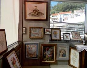 """Inauguração da exposição: """"Linho e Linhas"""""""