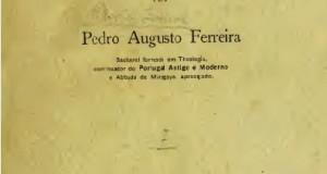 """Joaquim Ferreira – Origem da Designação Toponímica """"Coentral"""""""