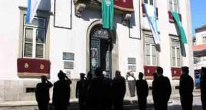 Comemorações do Centenário: Hastear da Bandeira e Sessão Solene