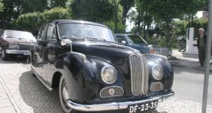 XII Passeio de Automóveis Clássicos e Antigos Clássicos de Figueiró