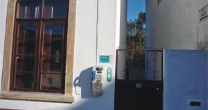 CABINE TELEFÓNICA INSTALADA NA SEDE DE FREGUESIA DE CAMPELO – FIGUEIRO DOS VINHOS