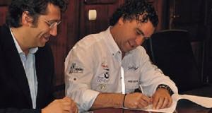 Município assinou protocolo de colaboração
