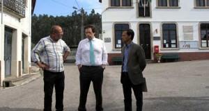 Visita do Secretário de Estado do Ordenamento do Território e da Conservação da Natureza a Campelo