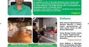 O Figueiroense – número 01 – 16 de Agosto de 2014