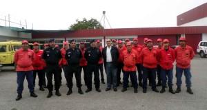 Comandante Operacional Nacional de Operações de Socorro visitou Bombeiros de Figueiró dos Vinhos