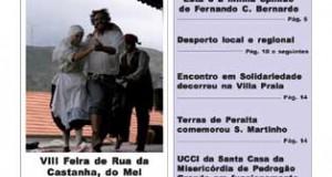 O Ribeira de Pera, número 139, de 16 de Novembro de 2014
