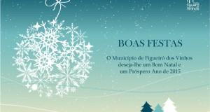 Município de Figueiró dos Vinhos: Boas Festas