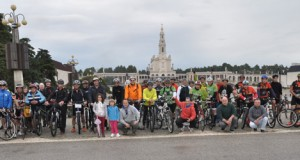 Passeio de Bicicleta ao Santuário de Fátima