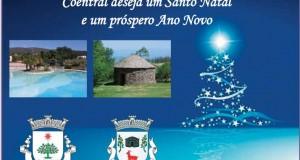 Boas Festas: União de freguesias de Castanheira de Pera e Coentral