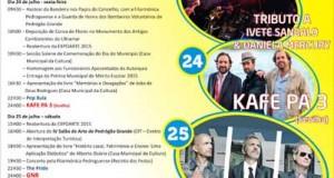 Festas de Verão e Expoarte 2015 (23 a 26 de julho)