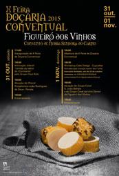 X Feira de Doçaria Conventual de Figueiró dos Vinhos