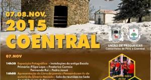 Coentral: IX Feira de Rua da Castanha do Mel e Artesanato