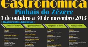 10ª Montra Gastronómica Pinhais do Zêzere