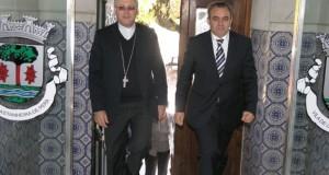 Bispo de Coimbra em Visita Pastoral às Paróquias de Castanheira de Pera e Coentral