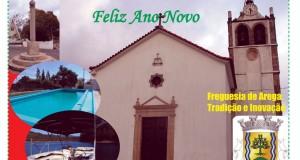 Boas Festas: Freguesia de Arega