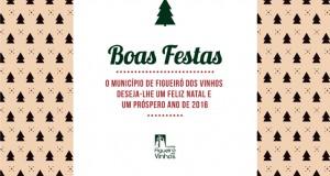 Boas Festas: Município de Figueiró dos Vinhos
