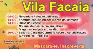 Vila Facaia – Carnaval 2016