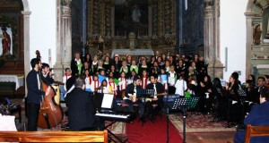 Concerto de Natal na Igreja Matriz