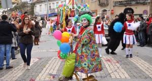 Muita folia e Animação marcaram o Carnaval em Pampilhosa da Serra