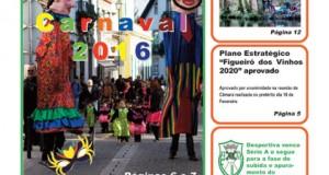 O Figueiroense, número 19 – 16 de Fevereiro de 2016