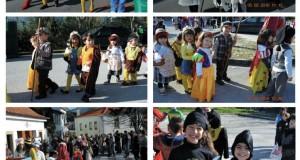 Carnaval em Castanheira de Pera: Desfile organizado pelo Centro Paroquial