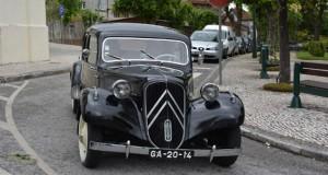 XIV Passeio de Automóveis Clássicos e Antigos de Figueiró
