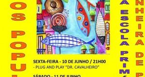 Comissão de Festas do Senhor 2016 – Santos Populares