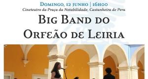 Jazz na Praça da Notabilidade: 34º Festival Música em Leiria – domingo, dia 12 às 16h00
