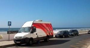CIMRL leva internet gratuita à praia do Pedrógão (Leiria)