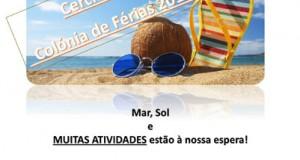 A Cercicaper na Praia Azul – Torres Vedras  Colónia de férias – É verão! Vamos à diversão…