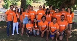 JSD promove ação de proximidade – Iniciativa da Distrital de Leiria leva política às praias