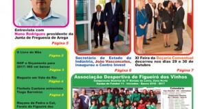 O Figueiroense nº 28, de 16 de Novembro de 2016