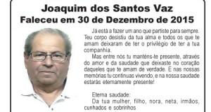 Joaquim dos Santos Vaz