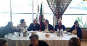 Almoço da Associação de Melhoramentos Cultura e Recreio dos Escalos Fundeiros