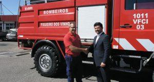 Continental Pneus Portugal solidária com Bombeiros