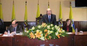Tomada de Posse dos novos órgãos autárquicos municipais de Pampilhosa da Serra