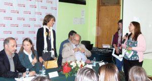 Roadshow Escolas Solidárias Fundação EDP em Figueiró dos Vinhos