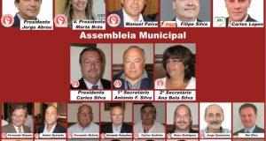 Tomada de posse dos novos órgãos autárquicos municipais – Eleitos