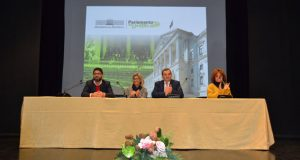 """José Miguel Medeiros e Pedro Pimpão no """"Parlamento dos Jovens"""""""