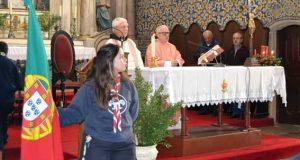 Padre Melícias concelebrou missa em Pedrógão Grande que assinalou seis meses após a tragédia dos incêndios