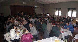 Gestosa Fundeira – Comissão da Capela junta 80 pessoas em almoço convívio