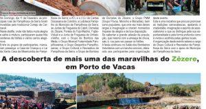 A animação e a folia estiveram de regresso à vila de Pampilhosa da Serra