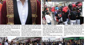 Carnaval em Figueiró dos Vinhos – Dom Afonso Vilela Reinou