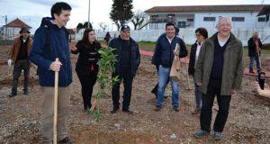 Grupo Comunitário de Tadim plantou árvores em Graça – Pedrógão Grande