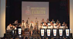 Pedrógão Grande recebeu concerto da Orquestra Ligeira do Exército