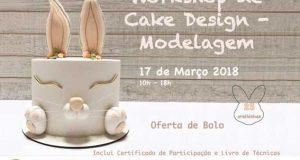 Workhop de Cake Design